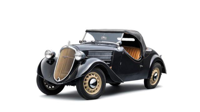 La Skoda Popular ha venduto 20.000 esemplari.