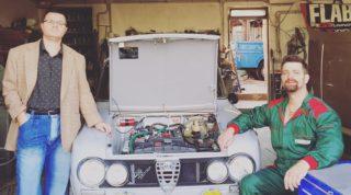 Fabio e David, i creatori di Affari Sbullonati.
