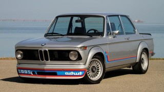 BMW 2002 Turbo.