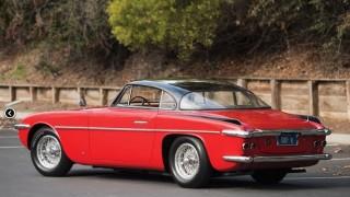 Il retro della Ferrari.