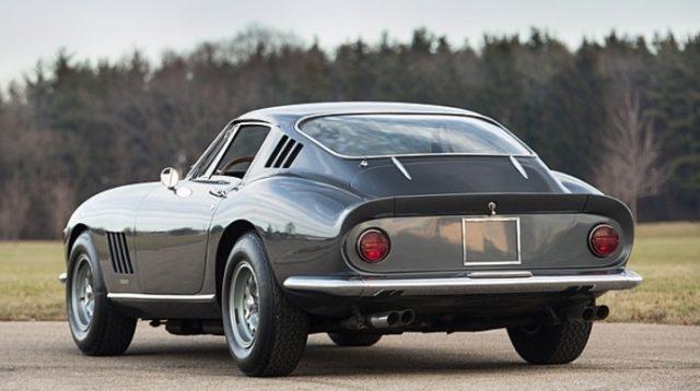 Ferrari 275 GTB/4 Competizione.