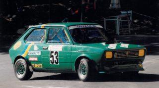 Fiat 127 da slalom