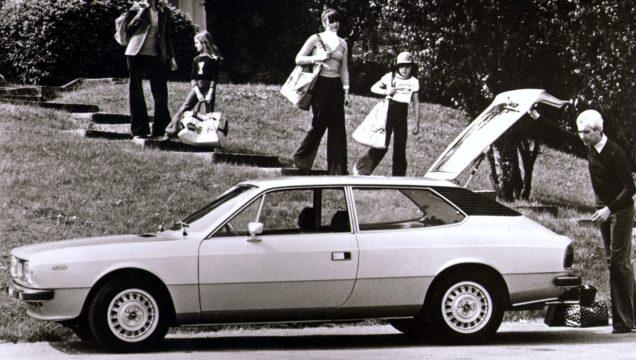 Lancia Beta HPE.