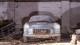 La Lancia Flaminia da restaurare.