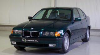 La BMW 320i del 1995.