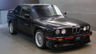 BMW M3 E30 Sport Evolution.