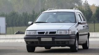 La Fiat Tempra di Andrea.