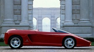Ferrari Mythos.