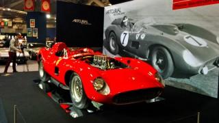 Ferrari 335 S Scaglietti del 1957.