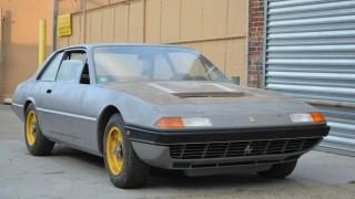 Ferrari 365 GT4.