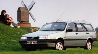 Fiat Tempra station wagon.