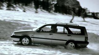Fiat Tempra, in questa foto nella versione 4x4.