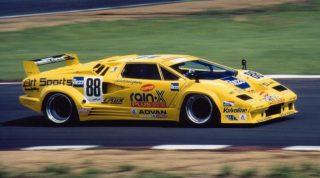 La versione per i campionati GT del Giappone.