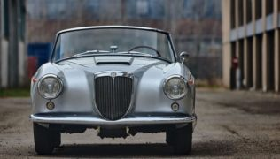 Lancia Aurelia B24S Spider.