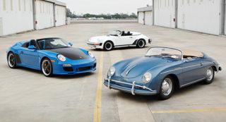 La collezione di Porsche di Jerry Seinfeld.