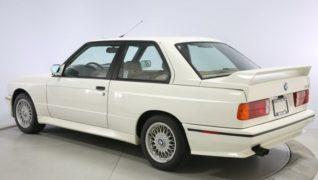 BMW M3 del 1991.