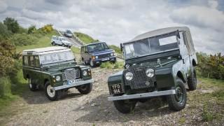 Jaguar Land Rover Classic.