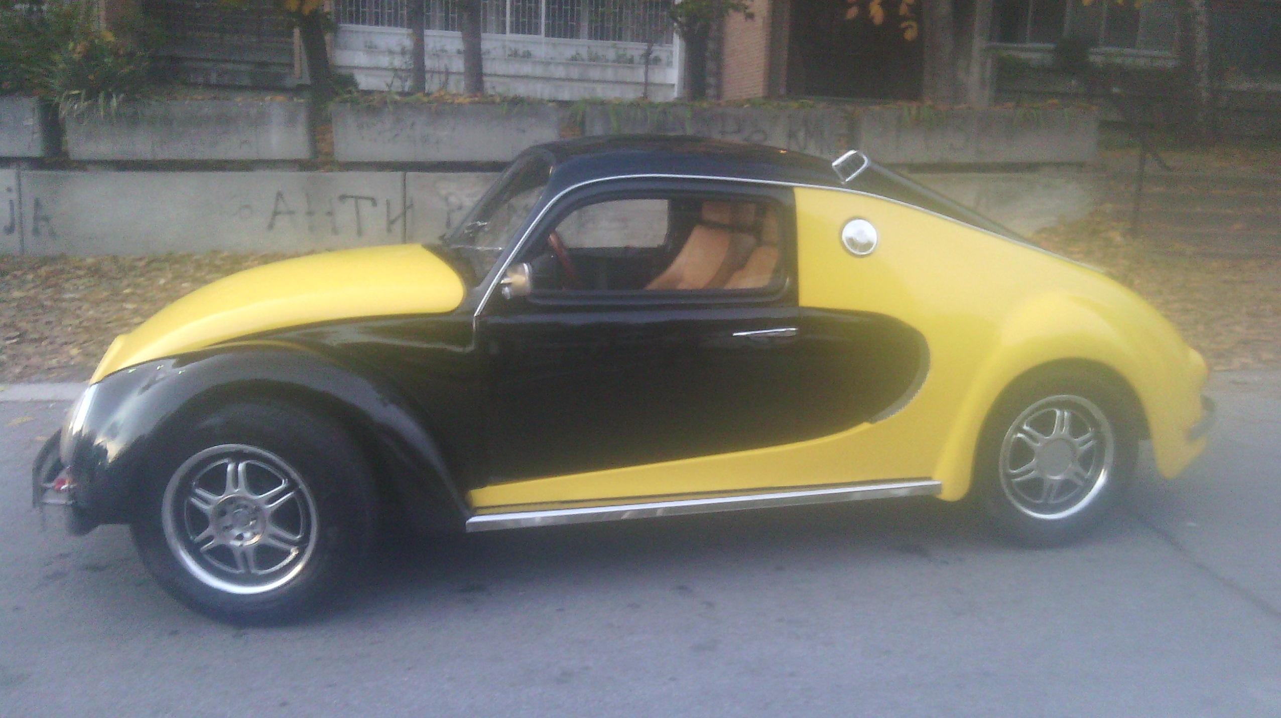 Aveva un maggiolino voleva una bugatti veyron quartamarcia for Quanto costa un garage per una macchina