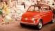 Fiat 500 F, 1965.
