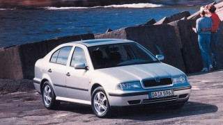 Skoda Octavia, 1996.