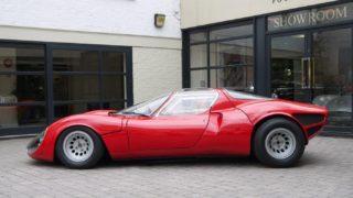 Alfa Romeo 33 Stradale Continuation.