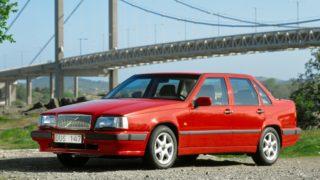 Volvo 850 GLT.