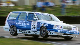 Volvo 850 Racing.