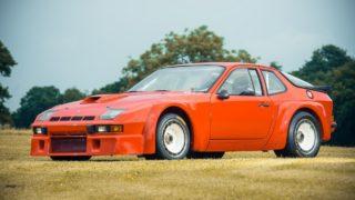 Porsche 924 GTR.