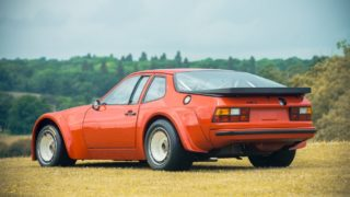 Porsche da collezione.