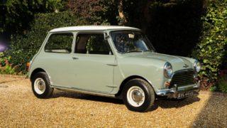 Mini Cooper, 1964.
