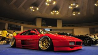 Ferrari 348.