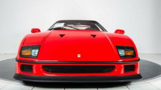 Ferrari F40.