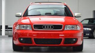 Audi RS4 Avant, 2001.