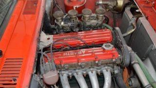 Il motore Abarth.