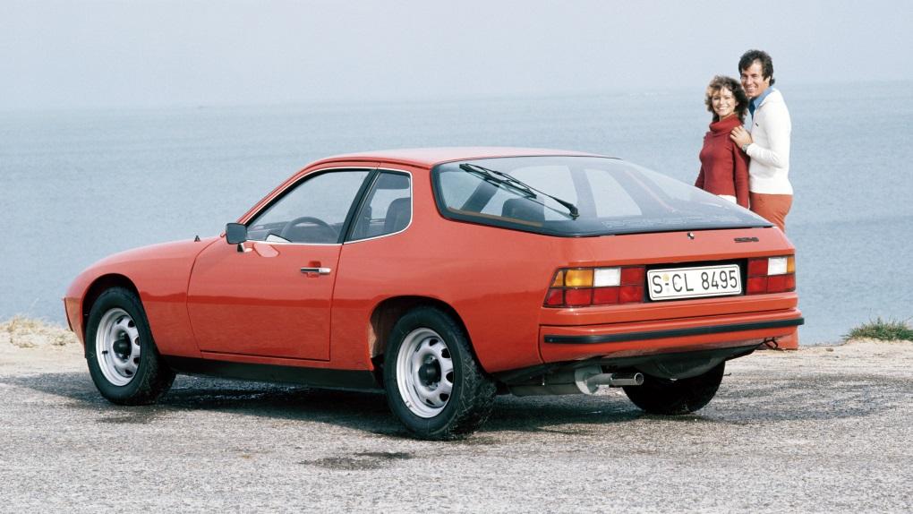 Le porsche che hanno salvato la 911 quartamarcia for Porsche ka che
