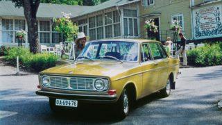 Volvo 144. Presentata il 17 agosto 1966.