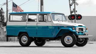 Toyota Land Cruiser, 1967.