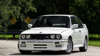 La BMW M3 del 1990.