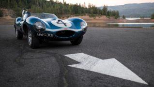 Jaguar D-Type.