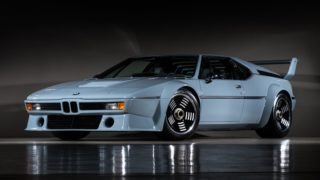 La BMW M1 Procar del 1979 restaurata da Canepa.
