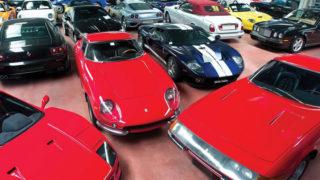 Auto sequestrate a Milano Autoclassica saranno messe in vendita da RM Sotheby's.