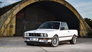 Il prototipo della BMW M3 Pick-up utilizzato in azienda per 26 anni.