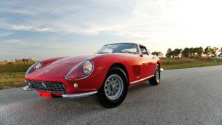 A Milano Autoclassica saranno vendute all'asta da RM Auctions le auto sequestrate. Tra cui una Ferrari 275 GTB.