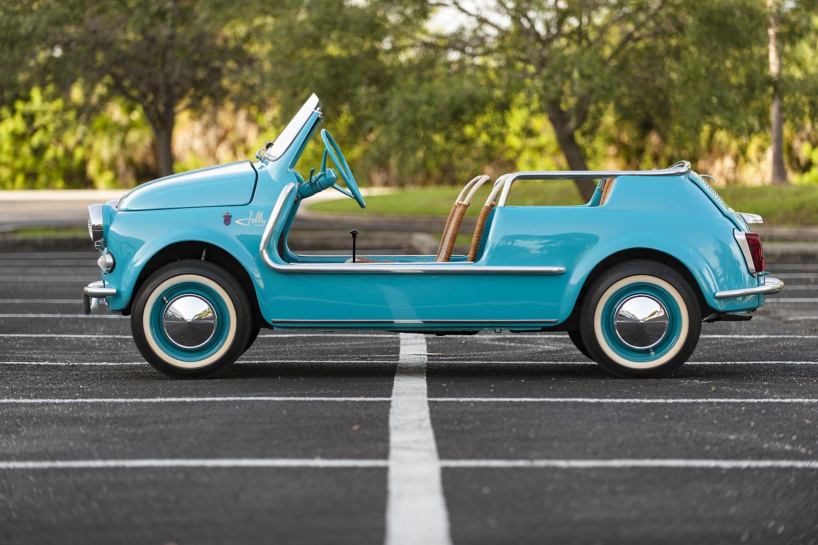 Fiat 500 Jolly La Spiaggina Dei Vip Quartamarcia