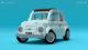 La Fiat 500 di Lego.