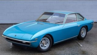 Lamborghini Islero del 1968.