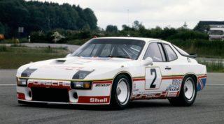 Porsche 924 GTP.
