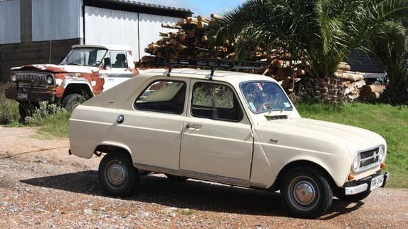 Renault Mini 4S, un'auto veramente rara