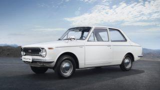 La prima serie della Toyota Corolla è stata lanciata negli anni '60