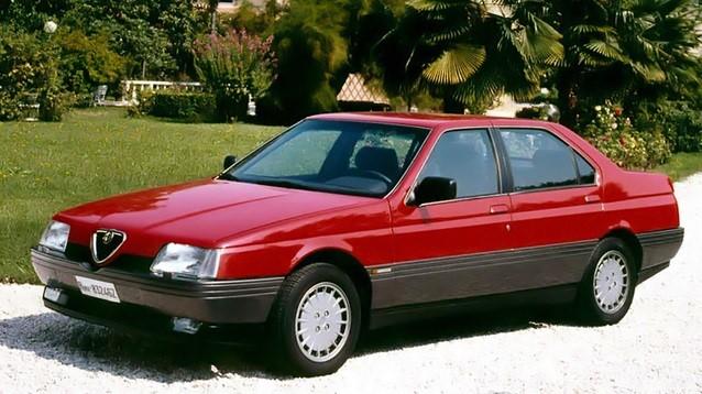 Alfa Romeo 164, una storia controversa